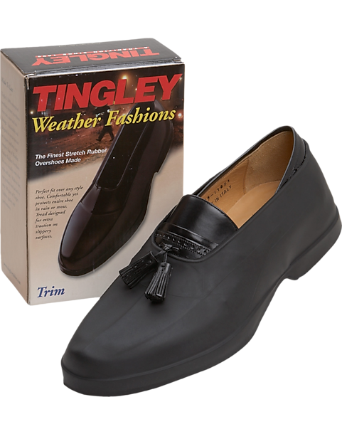 Tingley Weather Fashions Rubber Overshoes