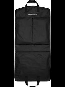 Mens - Men's Wearhouse Black Garment Bag - Men's Wearhouse