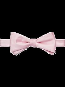 Mens Best Sellers, Accessories - Egara Orange Pre-Tied Bow Tie, Pink - Men's Wearhouse