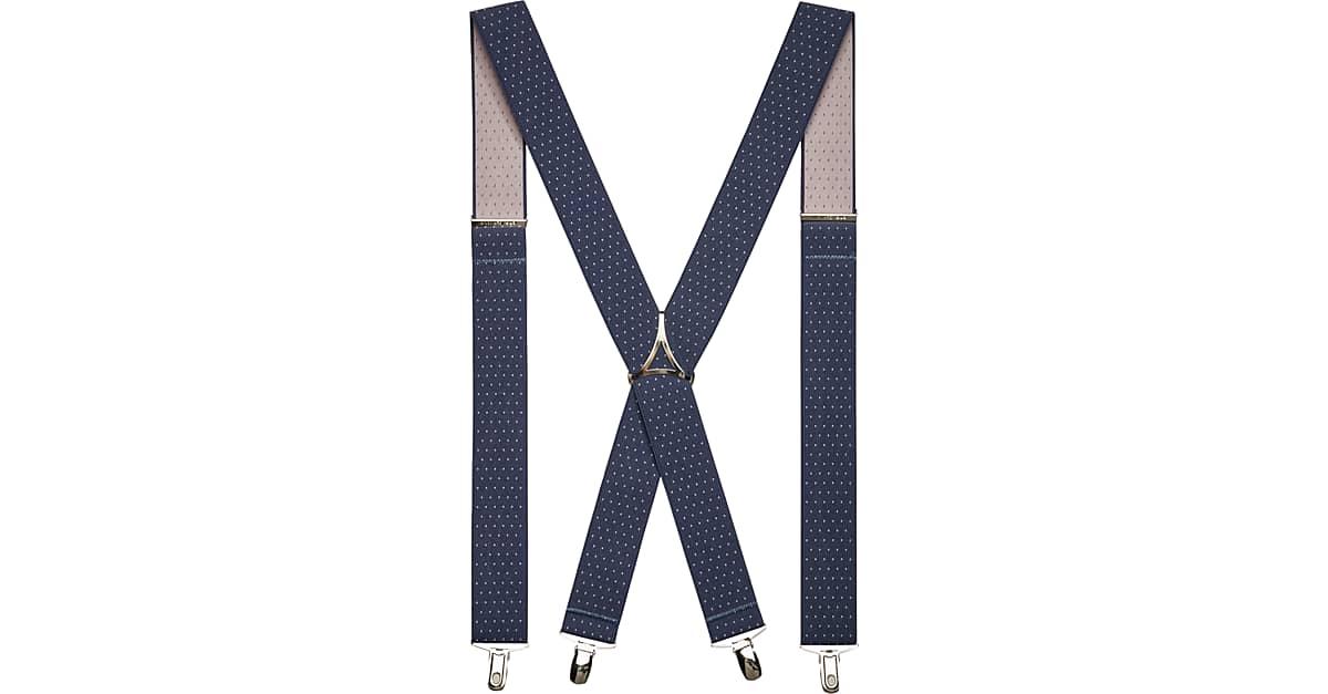 Herringbone Buckle-Down Suspender One Size