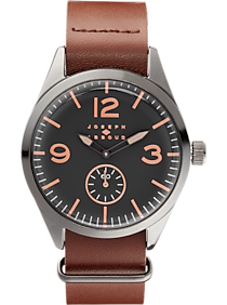 Joseph Abboud Olive & Brown Watch