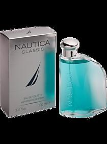 Mens Accessories, Sale - Nautica Classic Eau de Toilette, 3.4 oz. - Men's Wearhouse