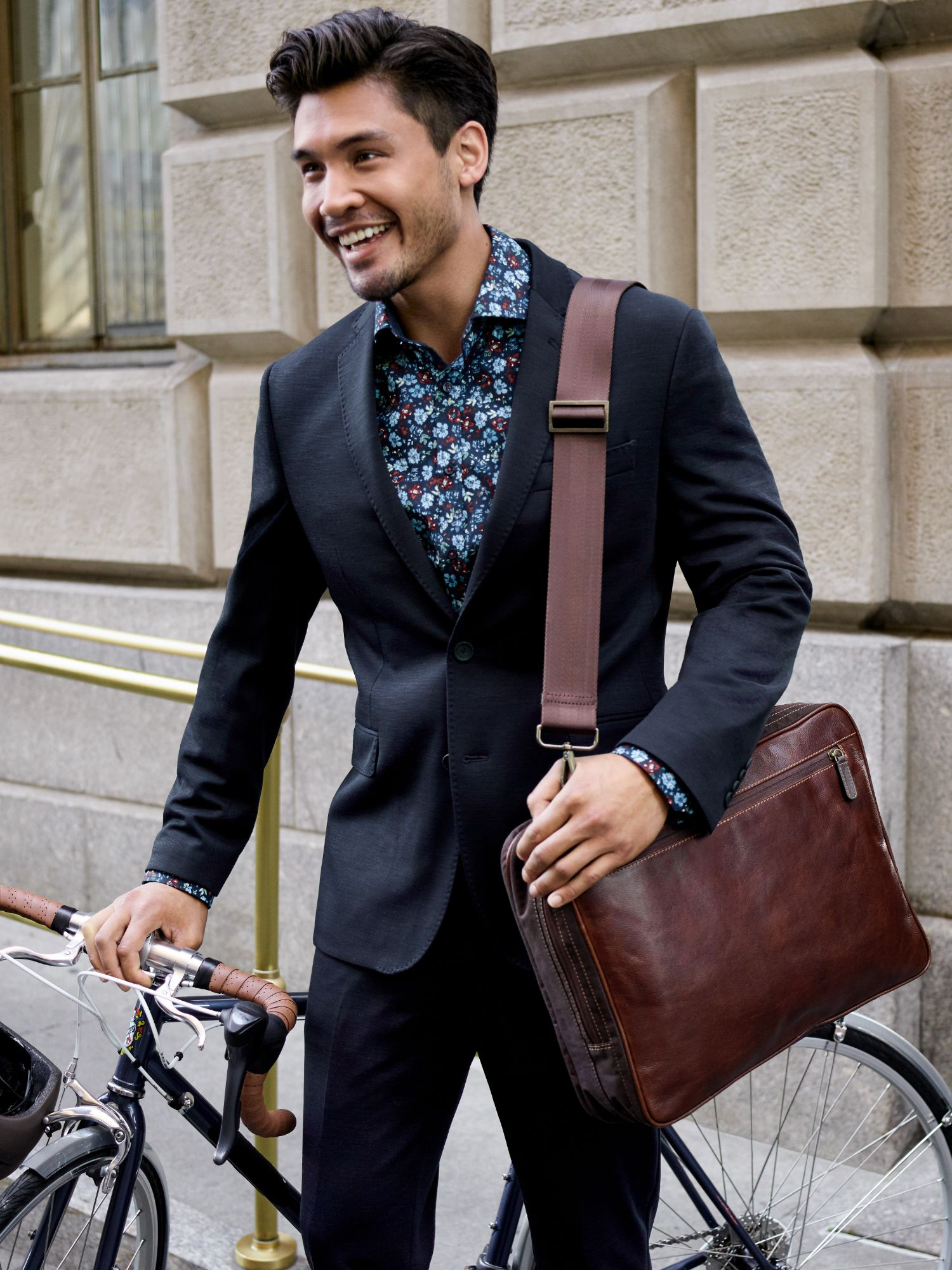 Mens Pre-Styled Looks, Suits - Flower Power - Men's Wearhouse