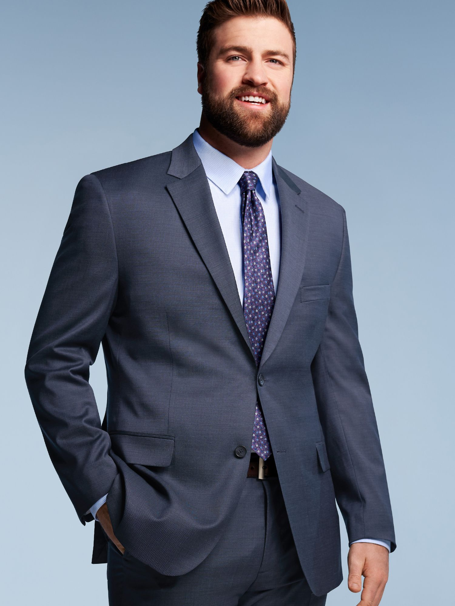 Mens Pre-Styled Looks, Suits - The Bold Type - Men's Wearhouse