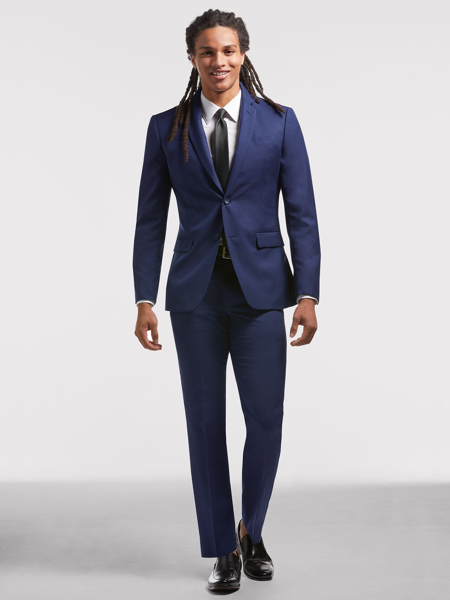 Mens Pre-Styled Looks, Suits - True Blue - Men's Wearhouse